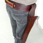 Mare's Leg Rig (Holster & Belt)