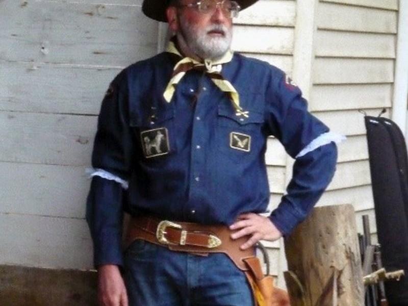 custom Buscadero Rig, Beaver Mountain Works