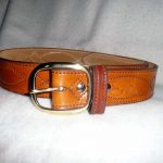 "Leather Mark ""Reversible Tactical/Dress Belt"" http://beavermountainworks.com"