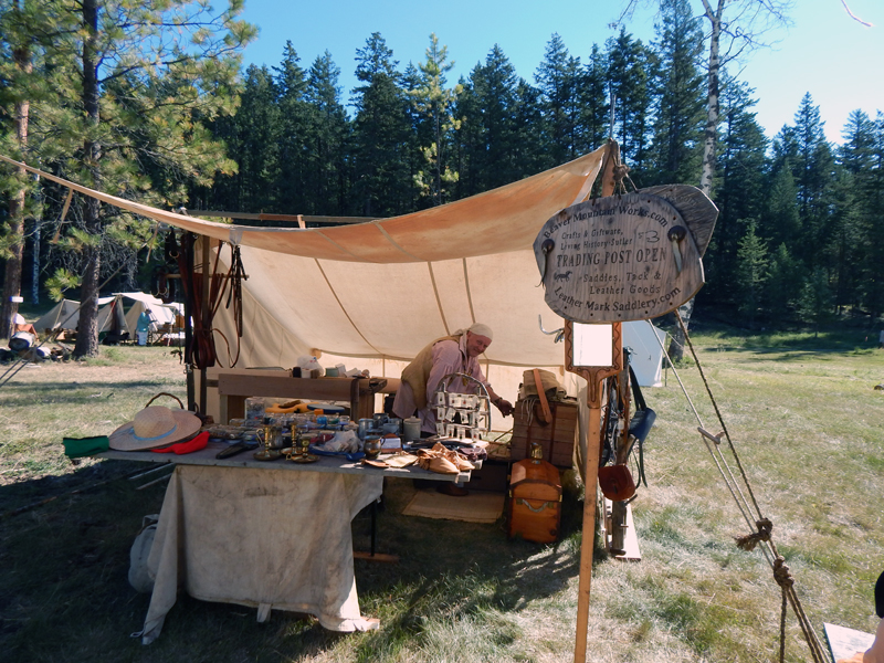 2016 Heffley Creek Rendezvous https://beavermountainworks.com You dream it - we make it!